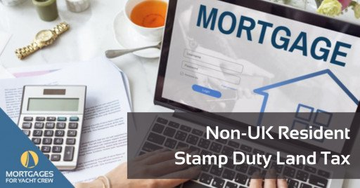 Non-UK Resident Stamp Duty Land Tax