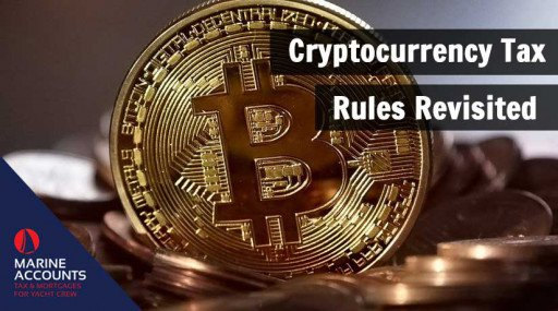 Cryptocurrency Tax Rules Revisited