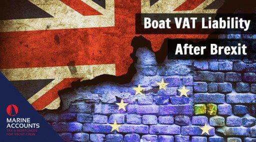 Boat VAT Liability After Brexit