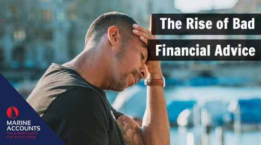 The Rise of Bad Financial Advice