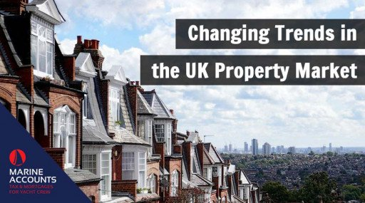 Changing Trends in the UK Property Market