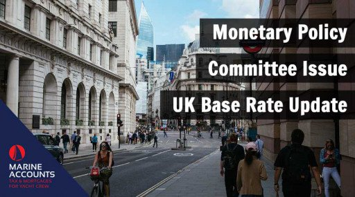 Breaking News: Monetary Policy Committee issue UK base rate update