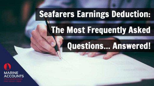 Seafarers Earnings Deduction: HMRC's Best Kept Secret