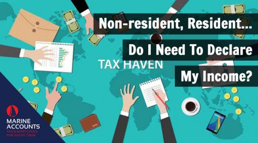 Non-resident, Resident...Do I Need To Declare My Income?