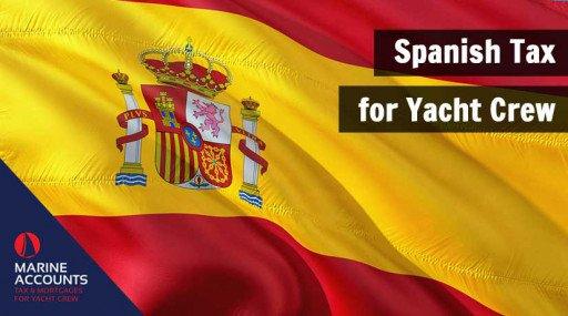 Spanish Tax for Yacht Crew