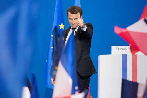 Macron Wins French Election, but Euro (EUR) Fluctuates